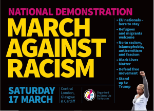 March Against Racism 2017